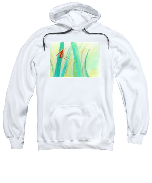 Grasshopper 2 Sweatshirt