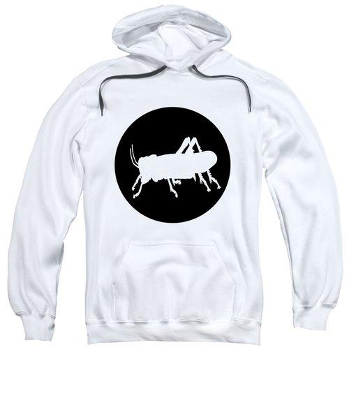 Grasshopper Sweatshirt by Mordax Furittus