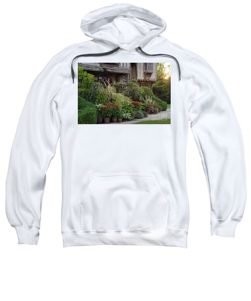 Great Dixter House And Gardens At Sunset 2 Sweatshirt