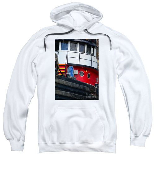 Great Lakes Tugboat Sweatshirt