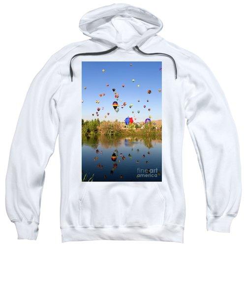 Great Reno Balloon Races Sweatshirt