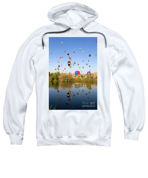Great Reno Balloon Races Sweatshirt