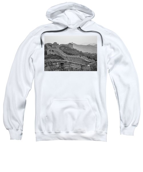 Great Wall 7, Jinshanling, 2016 Sweatshirt