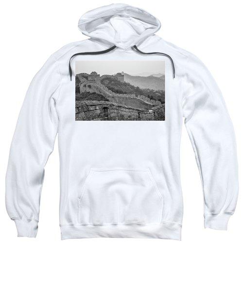 Great Wall 7, Jinshanling, 2016 Sweatshirt