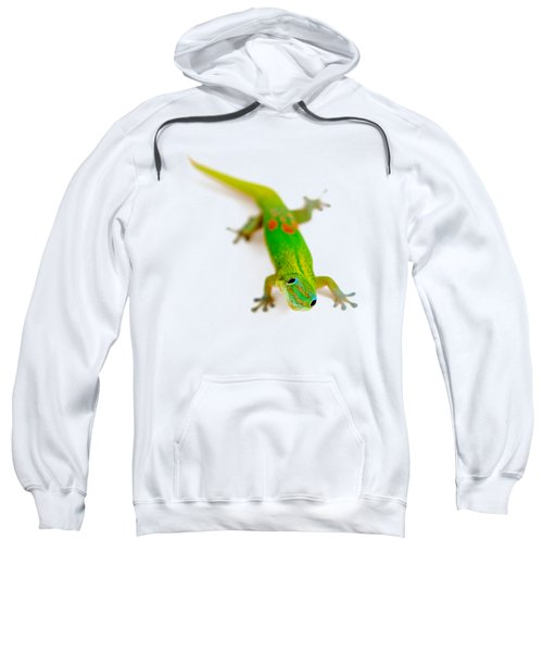 Green Gecko Sweatshirt