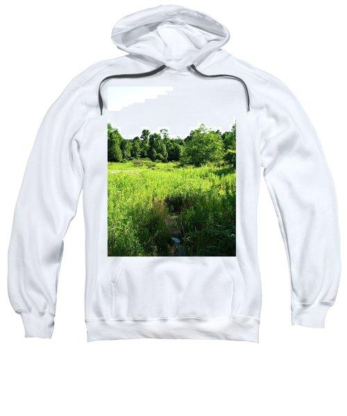 Green Meadow Sweatshirt