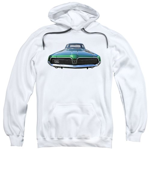 Green With Envy - 68 Mercury Sweatshirt