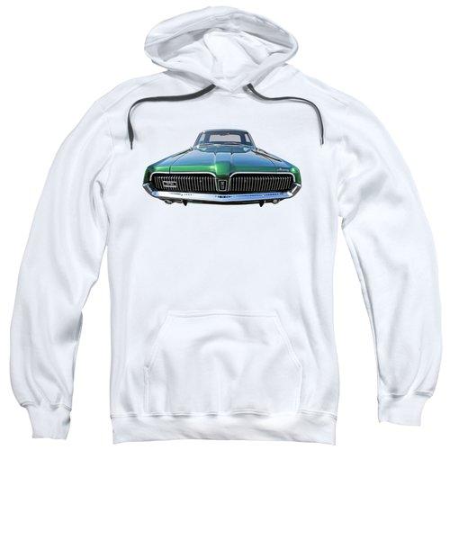 Green With Envy - 68 Mercury Sweatshirt