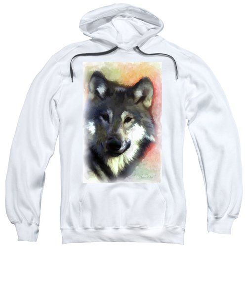 Grey Wolf Sweatshirt