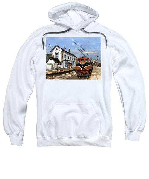 Greystones Railway Station Wicklow Sweatshirt