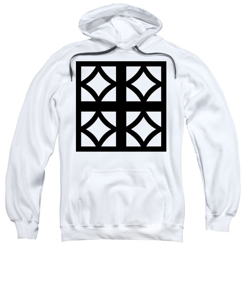 Grid 2  Sweatshirt