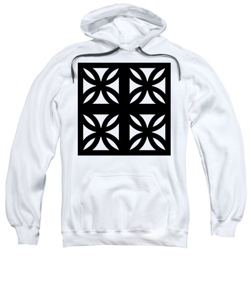 Grid 3  Sweatshirt