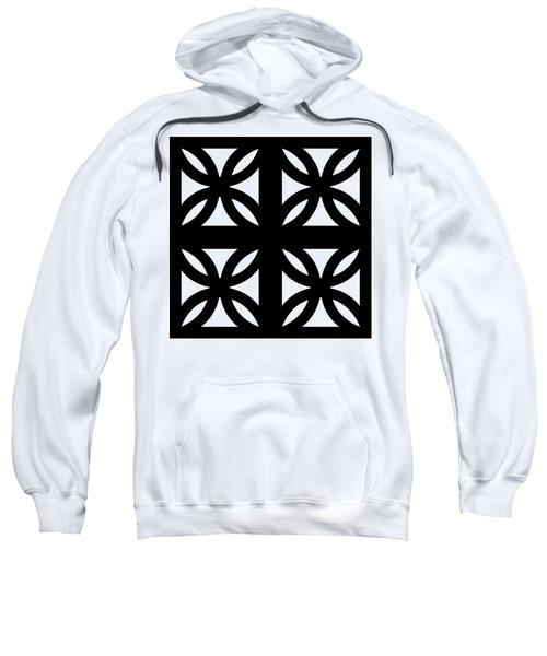 Grid 3  Sweatshirt