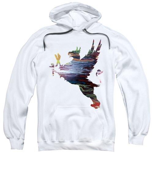 Griffon Sweatshirt by Mordax Furittus