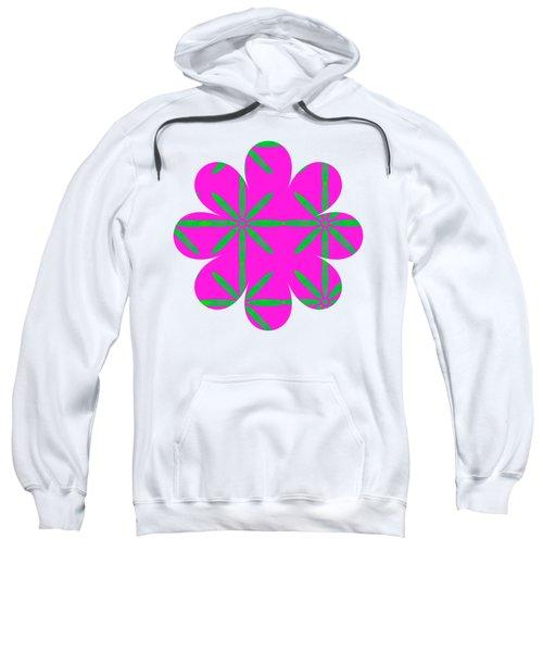 Groovy Flowers Sweatshirt