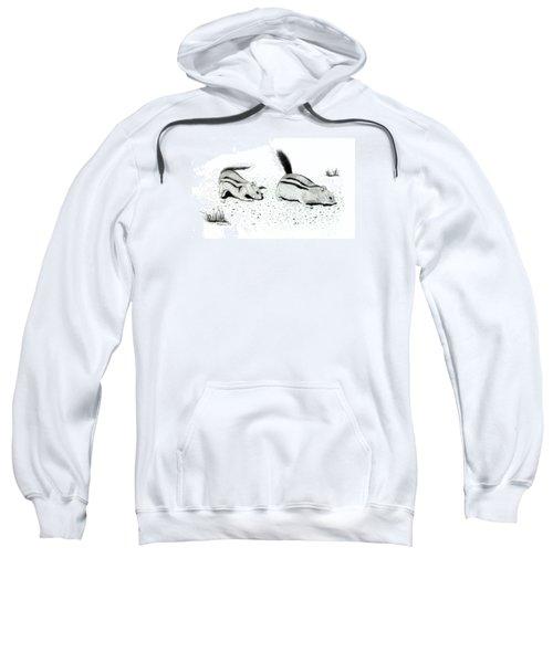 Ground Squirrels Sweatshirt