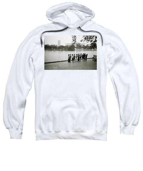 Group Massage Sweatshirt