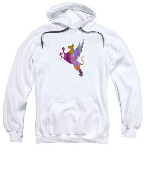 Gryphon Sweatshirt by Mordax Furittus