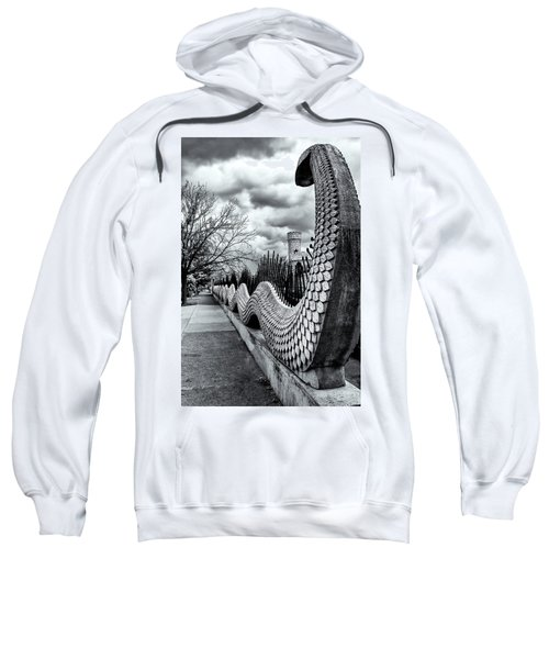 Guading The Castle Sweatshirt