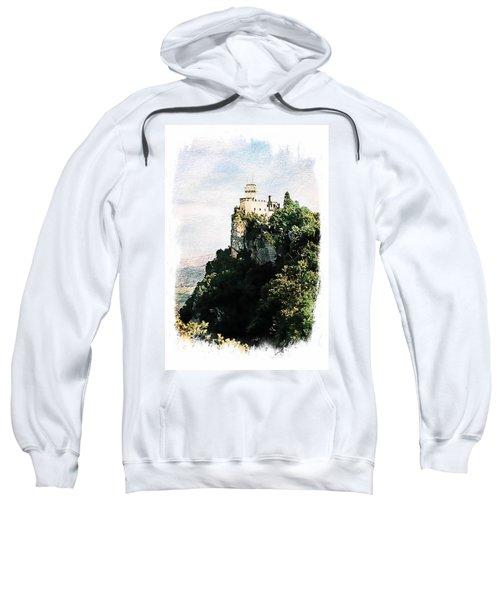 Guaita Castle Fortress Sweatshirt