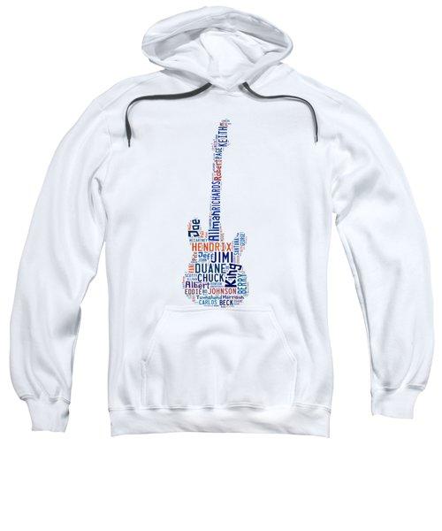 Guitar Legends Sweatshirt