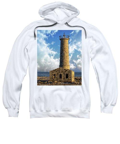 Gull Island Lighthouse Sweatshirt