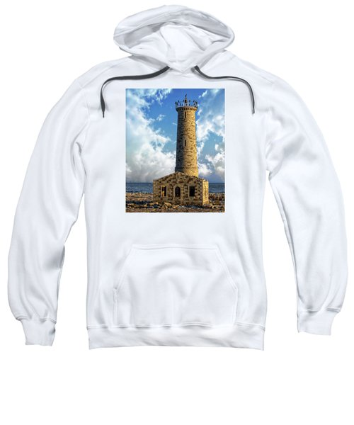 Gull Island Lighthouse Sweatshirt