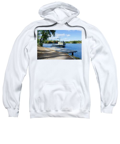 Gull Lake Park Gravenhurst 2 Sweatshirt