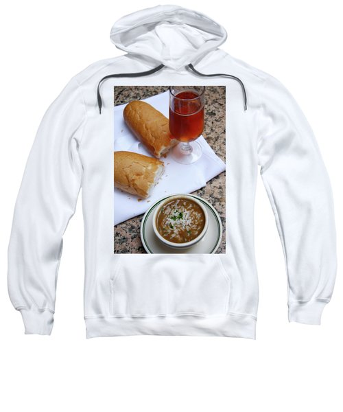 Gumbo Lunch Sweatshirt