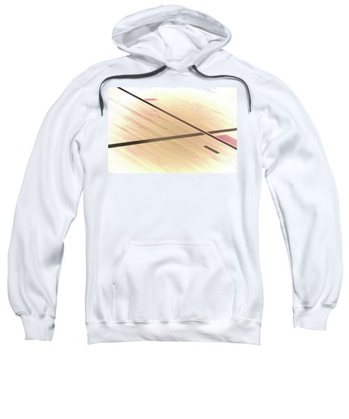 Gym Floor Sweatshirt