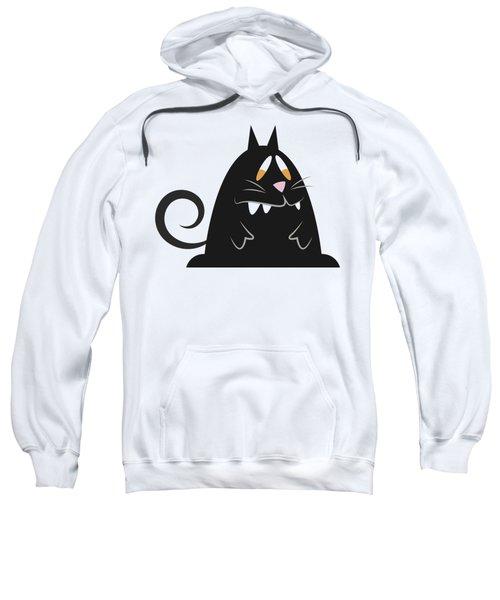 Halloween Cartoon 08 Sweatshirt