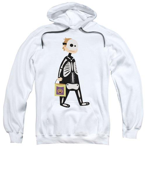 Halloween Cartoon 15 Sweatshirt