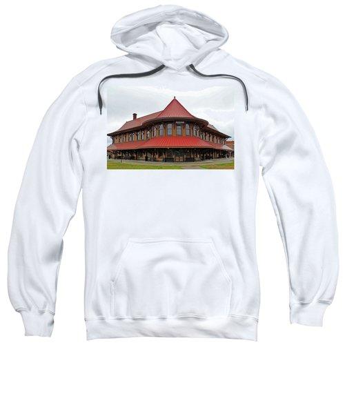 Hamlet Train Station Sweatshirt