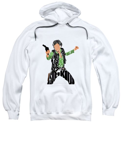 Han Solo From Star Wars Sweatshirt