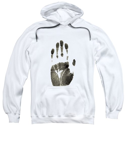 Handprint Phone Case Sweatshirt