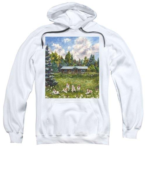 Happy Dogs Sweatshirt