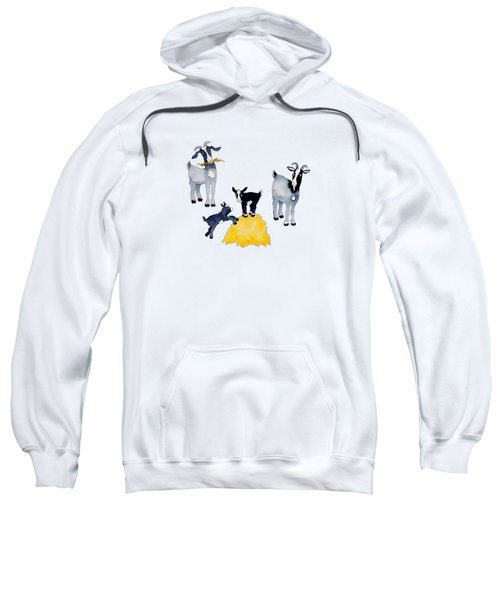 Happy Goats Sweatshirt