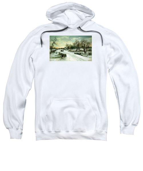 Happy Holidays Sweatshirt by Travel Pics