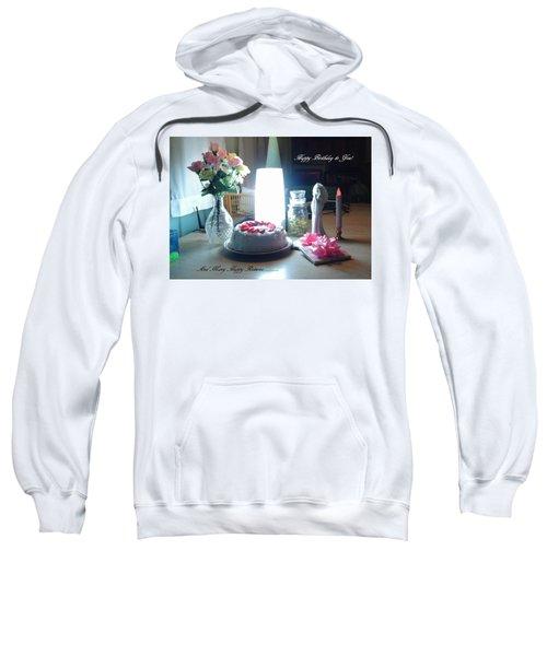 Happy Returns Sweatshirt