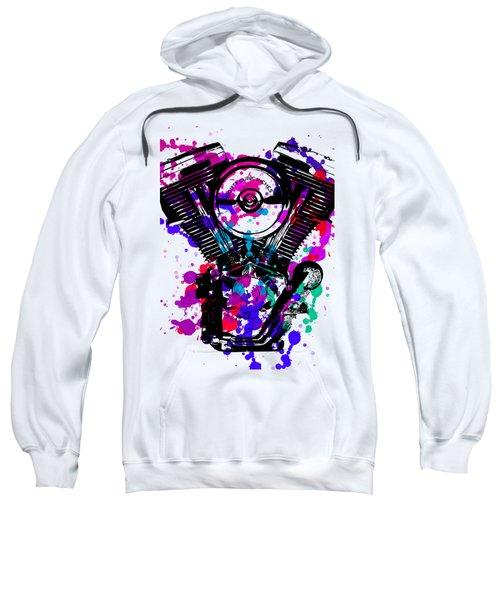 Harley Davidson Pop Art 2 Sweatshirt