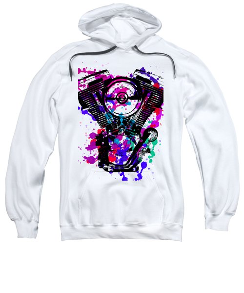 Harley Davidson Pop Art 2 Sweatshirt