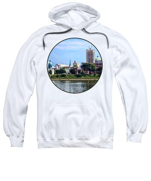 Harrisburg Pa Skyline II Sweatshirt