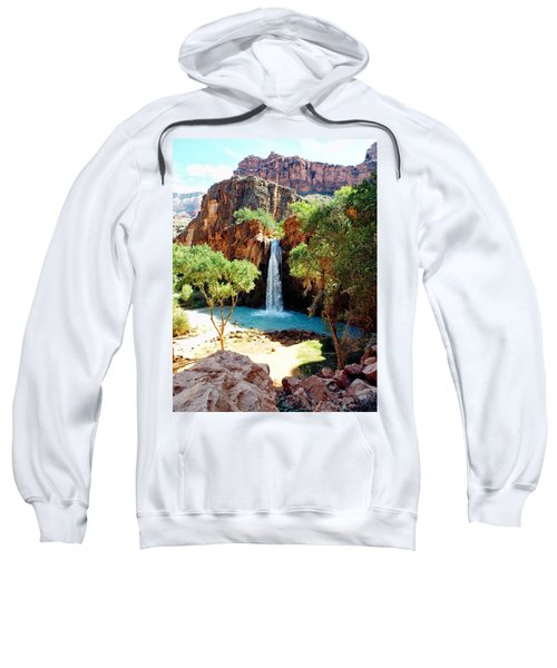 Havasu Falls - Havasupai Indian Reservation Sweatshirt