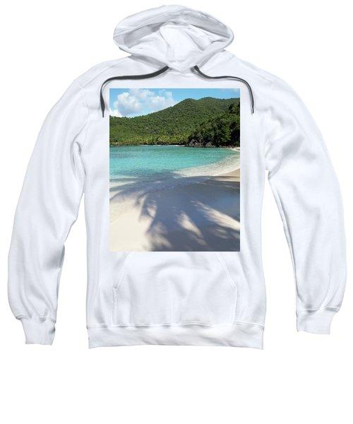 Hawksnest Bay And Gibney Beach Sweatshirt