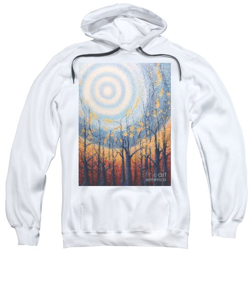 He Lights The Way In The Darkness Sweatshirt