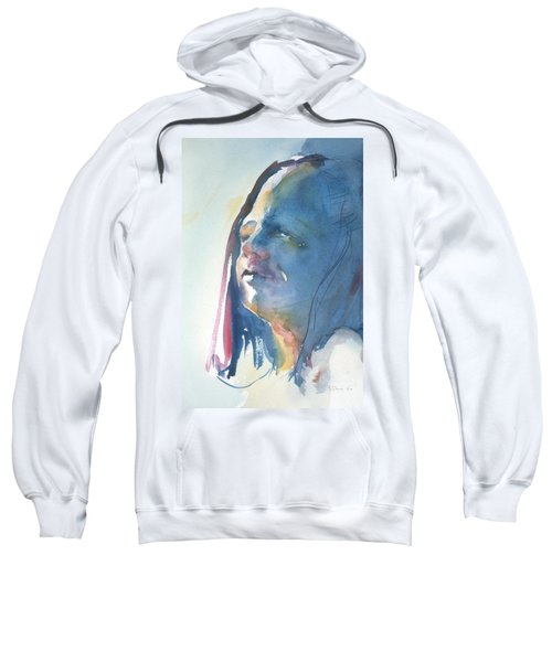 Head Study8 Sweatshirt