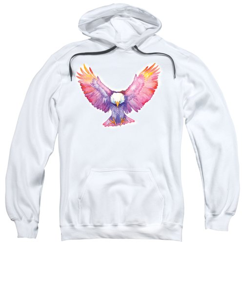 Healing Wings Sweatshirt by Cindy Elsharouni