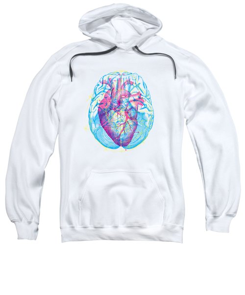 Heart Brain Sweatshirt