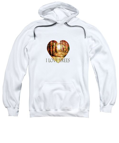 Heart Of The Forest  Sweatshirt