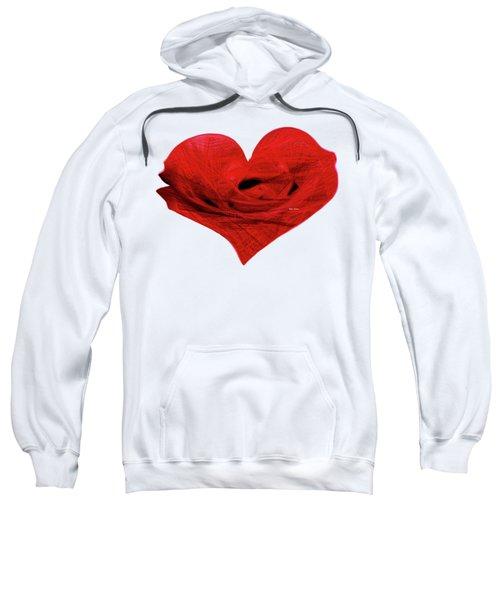 Heart Sketch Sweatshirt